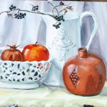 oil artist