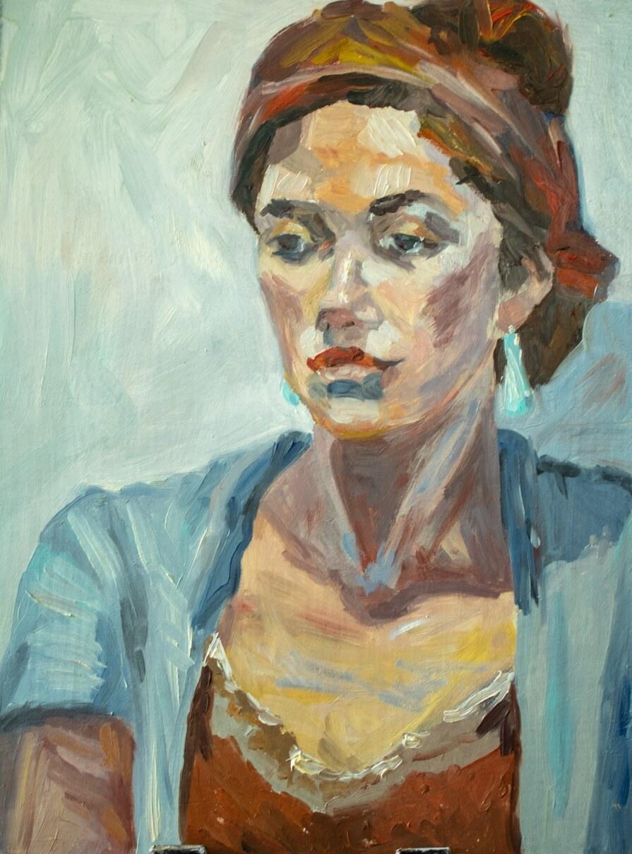 Portrait of a stranger