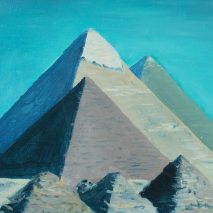 artist oil painting