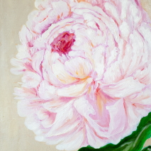 flower oil paintings